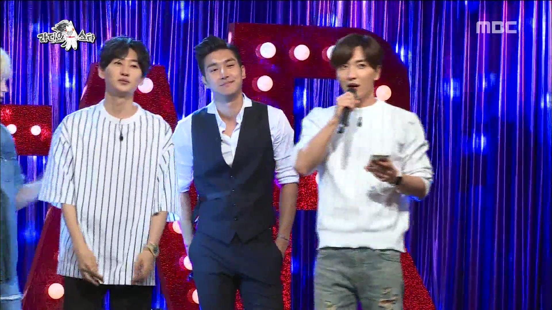 Watch Super Junior's Version of 'I Believe' (Ep 434): Radio Star Highlights