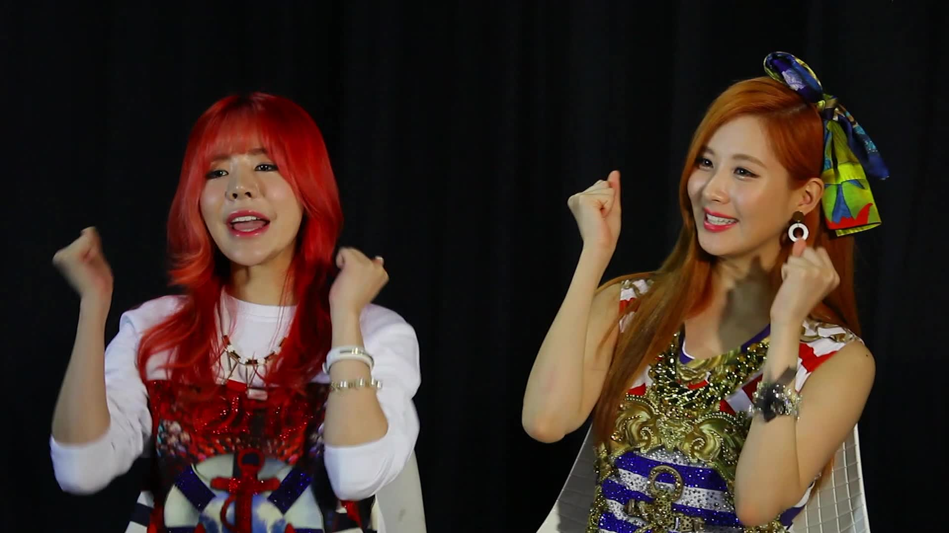 Girls Generation's Shoutout to Viki Fans!: MV Bank Stardust Season 2