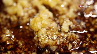 My Little Kitchen Season 1 Episode 2: Goongjoong Tteokbokki Pasta, Caramel Galbi Jjim