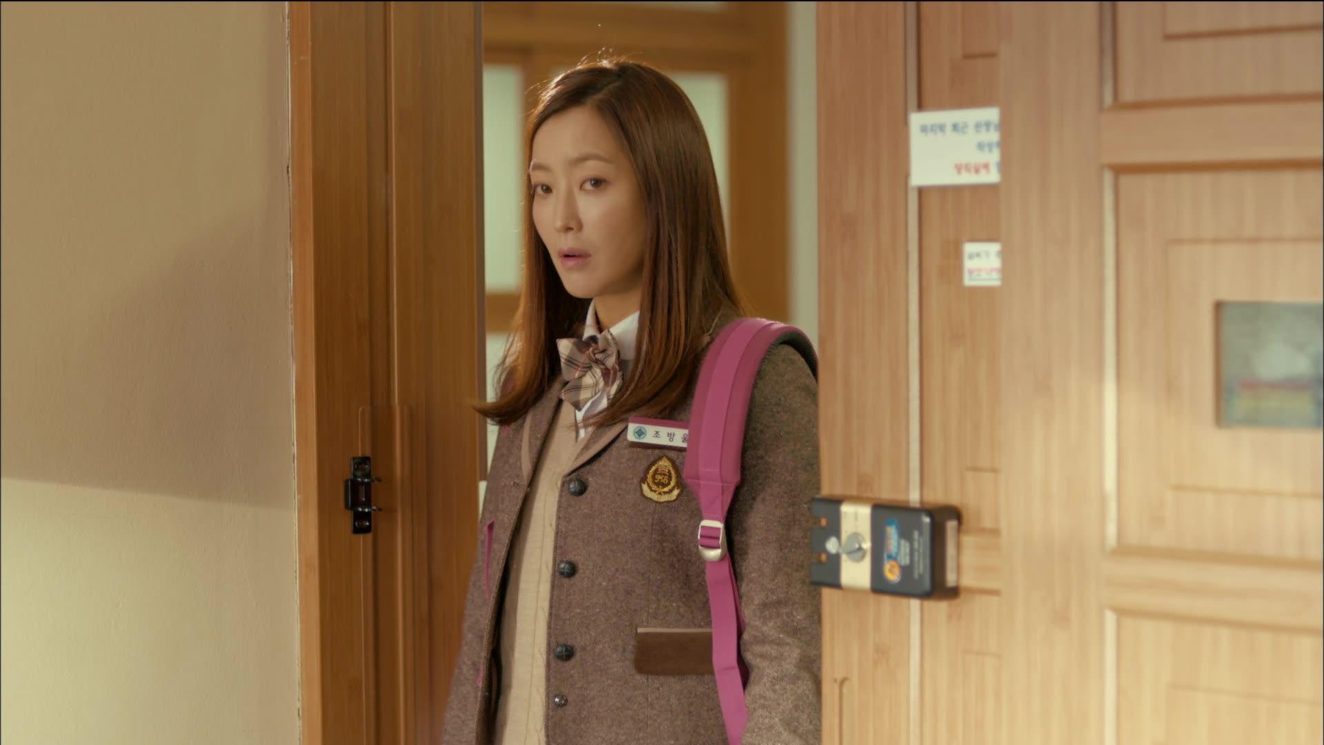 Kim Hee Sun's Makeover: Angry Mom