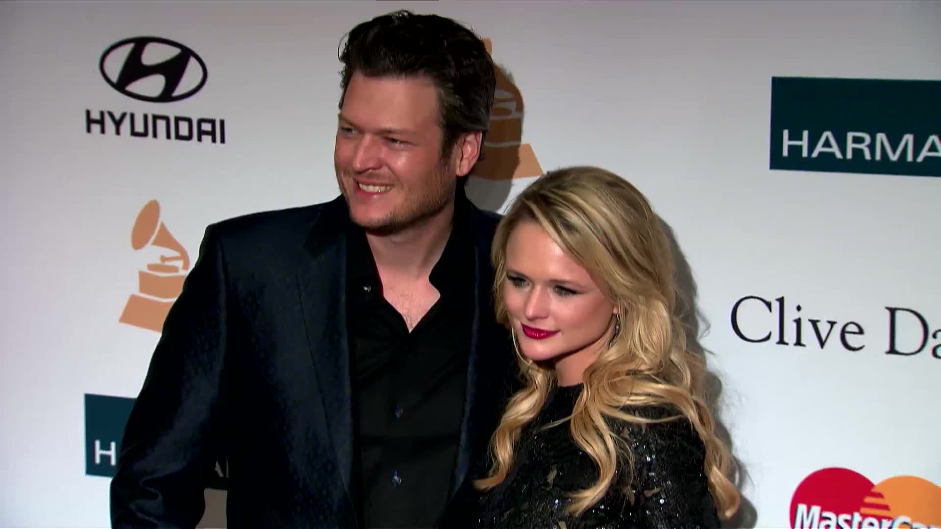 Blake Shelton and Miranda Lambert Want to Stay Friends