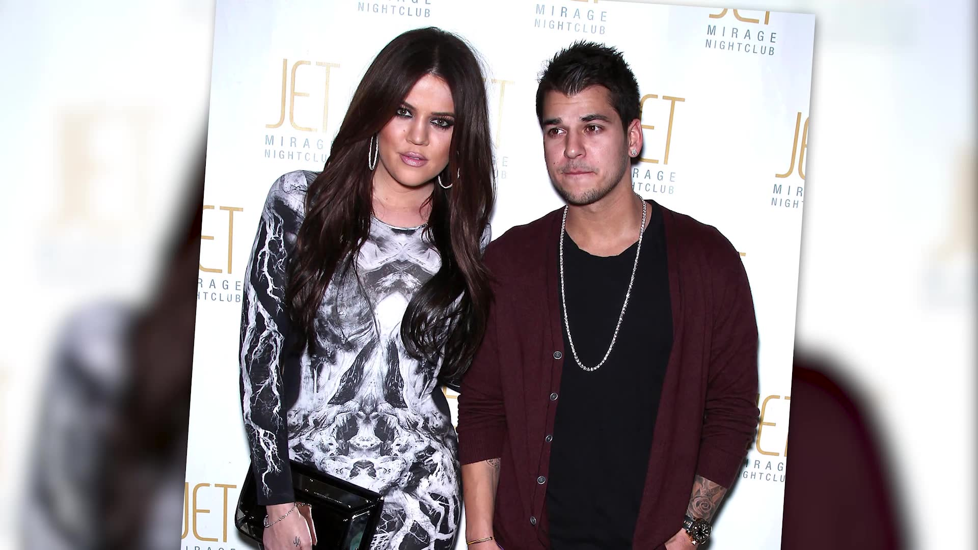 Khloe Kardashian Reveals Why Brother Rob Lives With Her