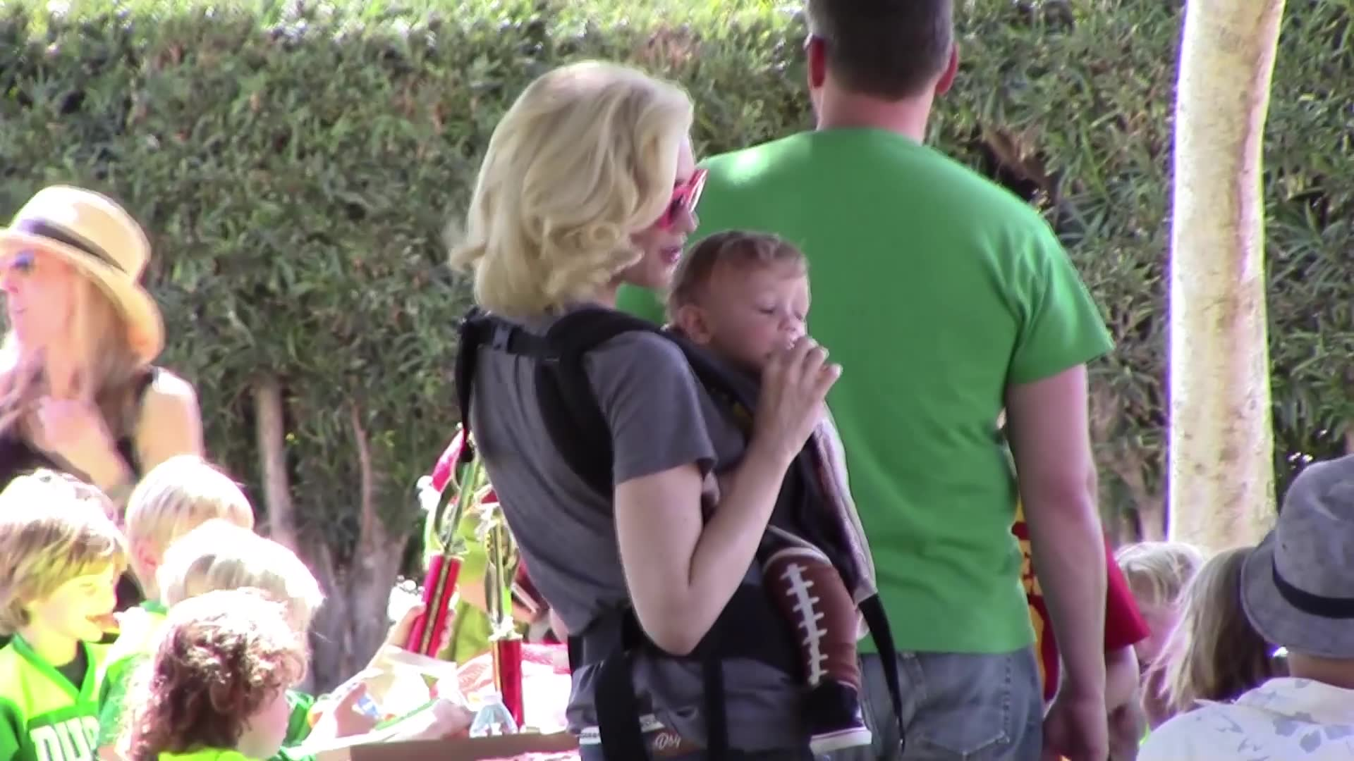 Gwen Stefani and Gavin Rossdale Make Kids' Security a Priority After Split