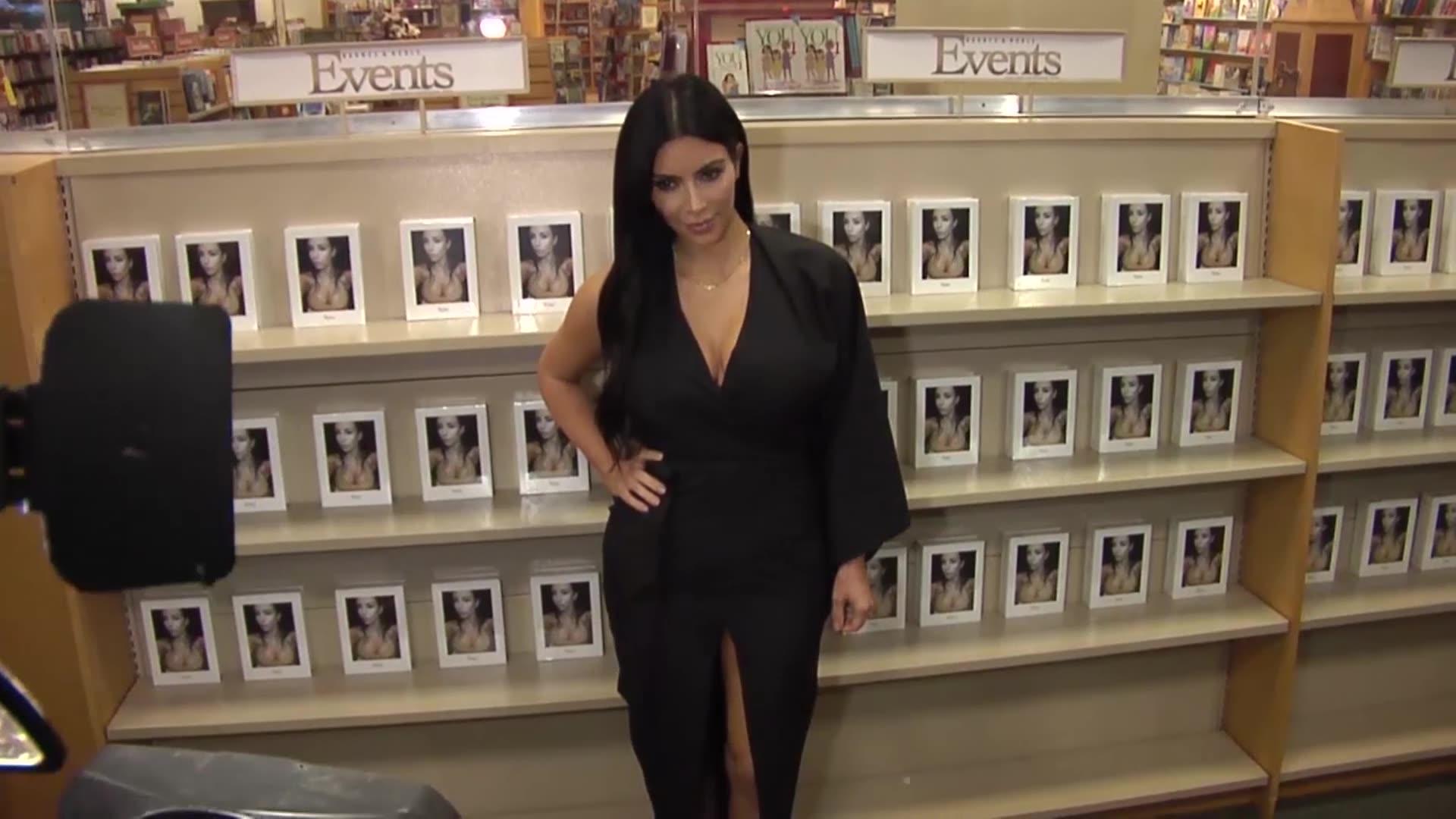 Kim Kardashian's Selfish Book Is A Total Sales Flop