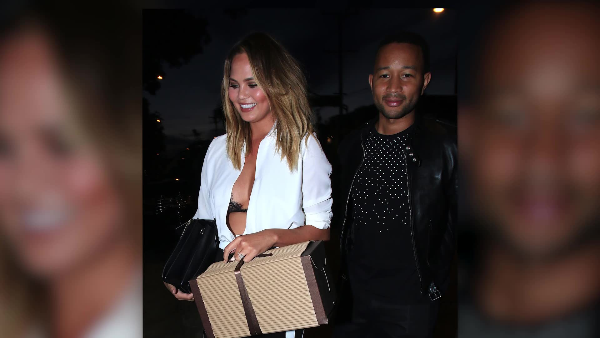 John Legend And Chrissy Teigen Are not Trying An Open Marriage