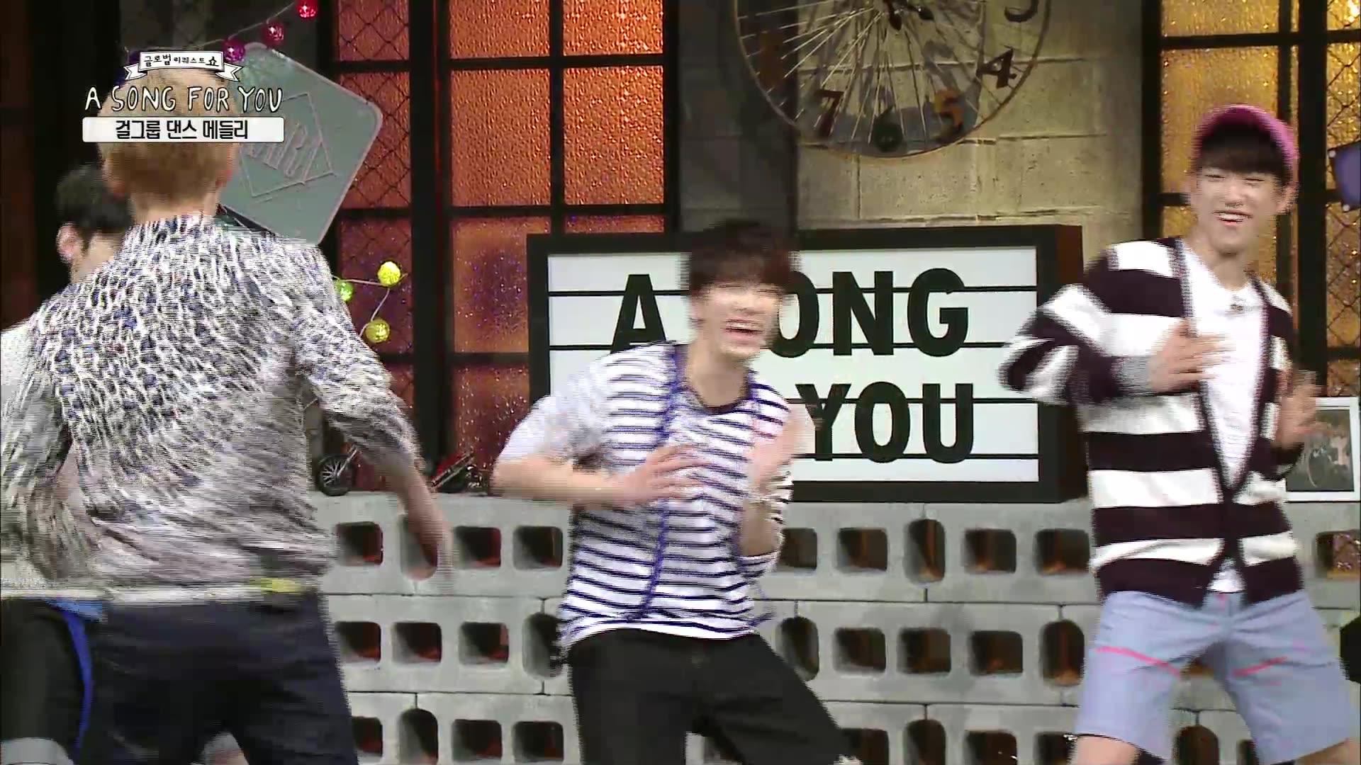GOT7's Girl Group Dances: A Song for You Season 4