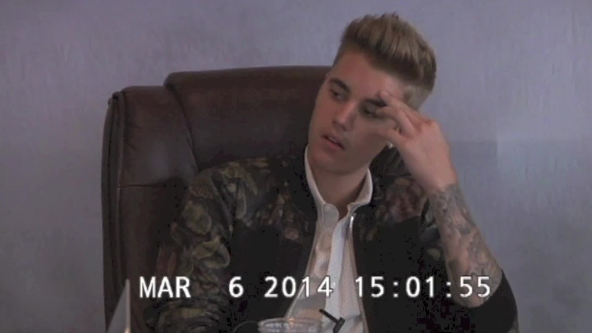 Justin Bieber's People Prohibit Him From Live Interviews