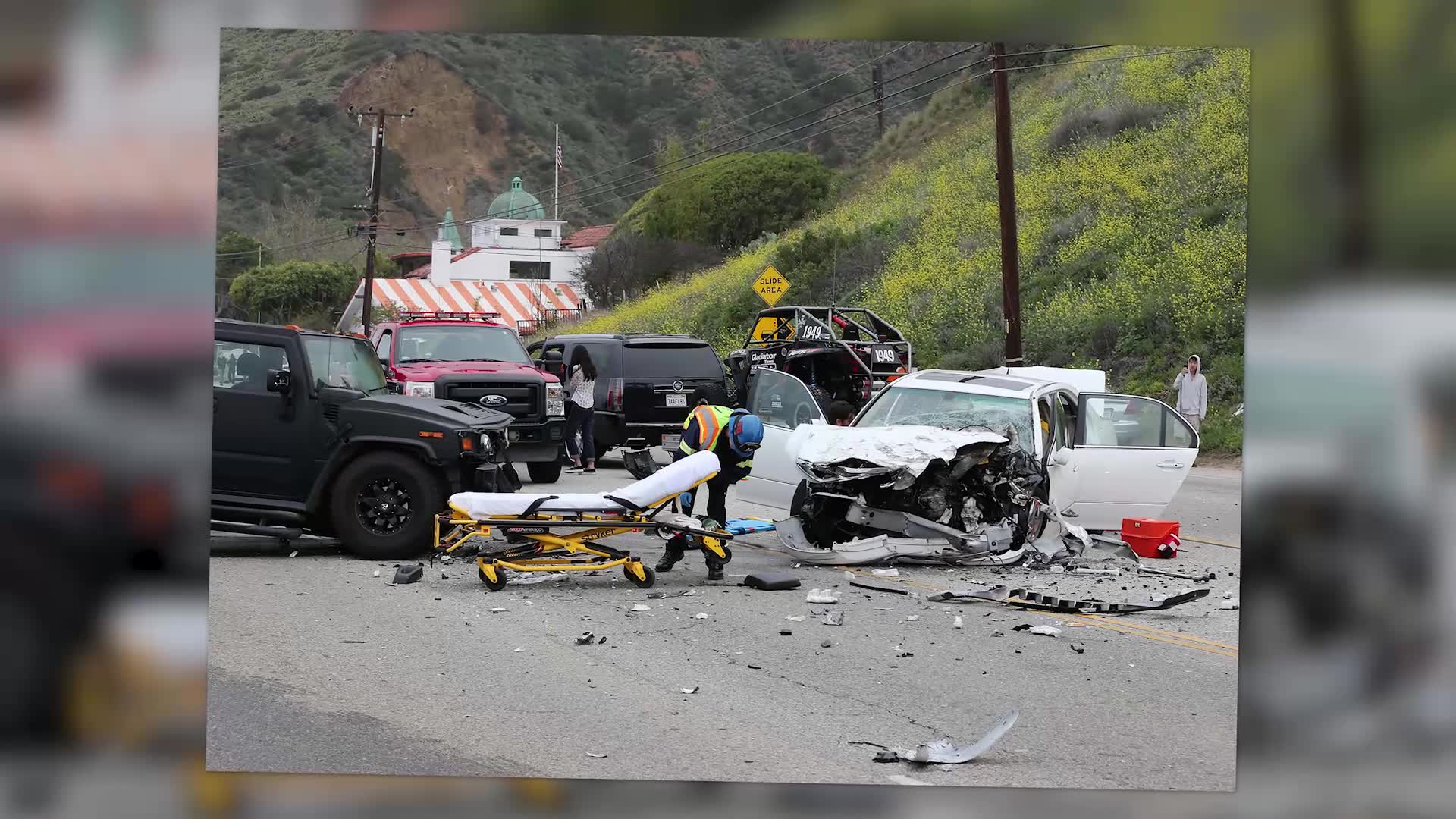 LA Prosecutors To Decide Whether Caitlyn Jenner Is Charged For Crash Death