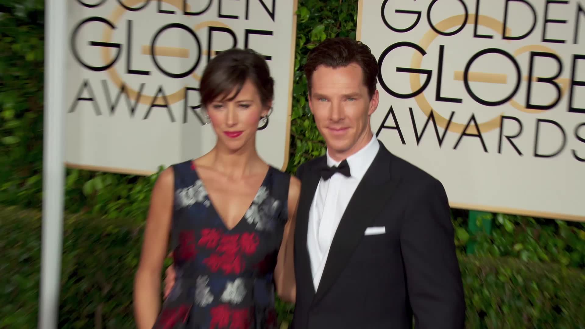 Benedict Cumberbatch and Sophie Hunter Release Son's Name
