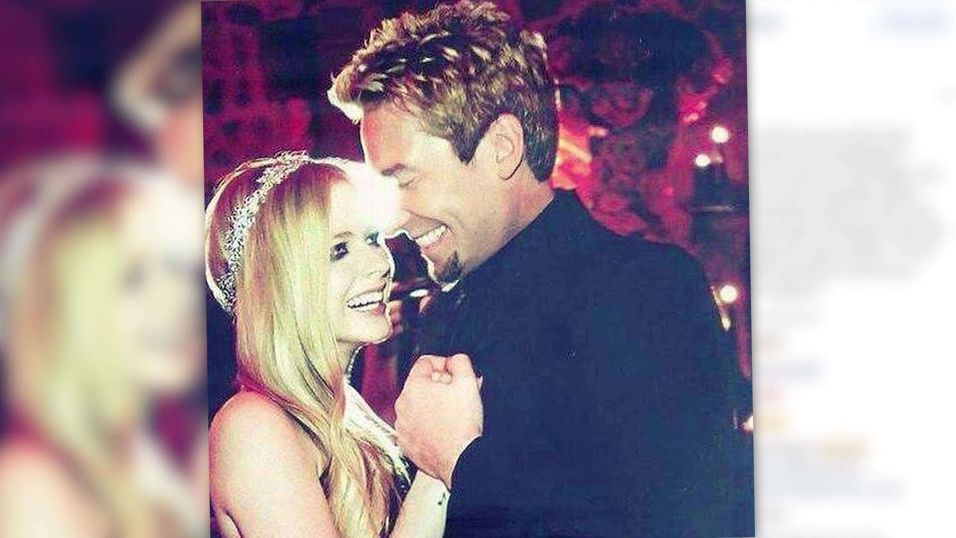 Avril Lavigne Announces Her Separation From Chad Kroeger