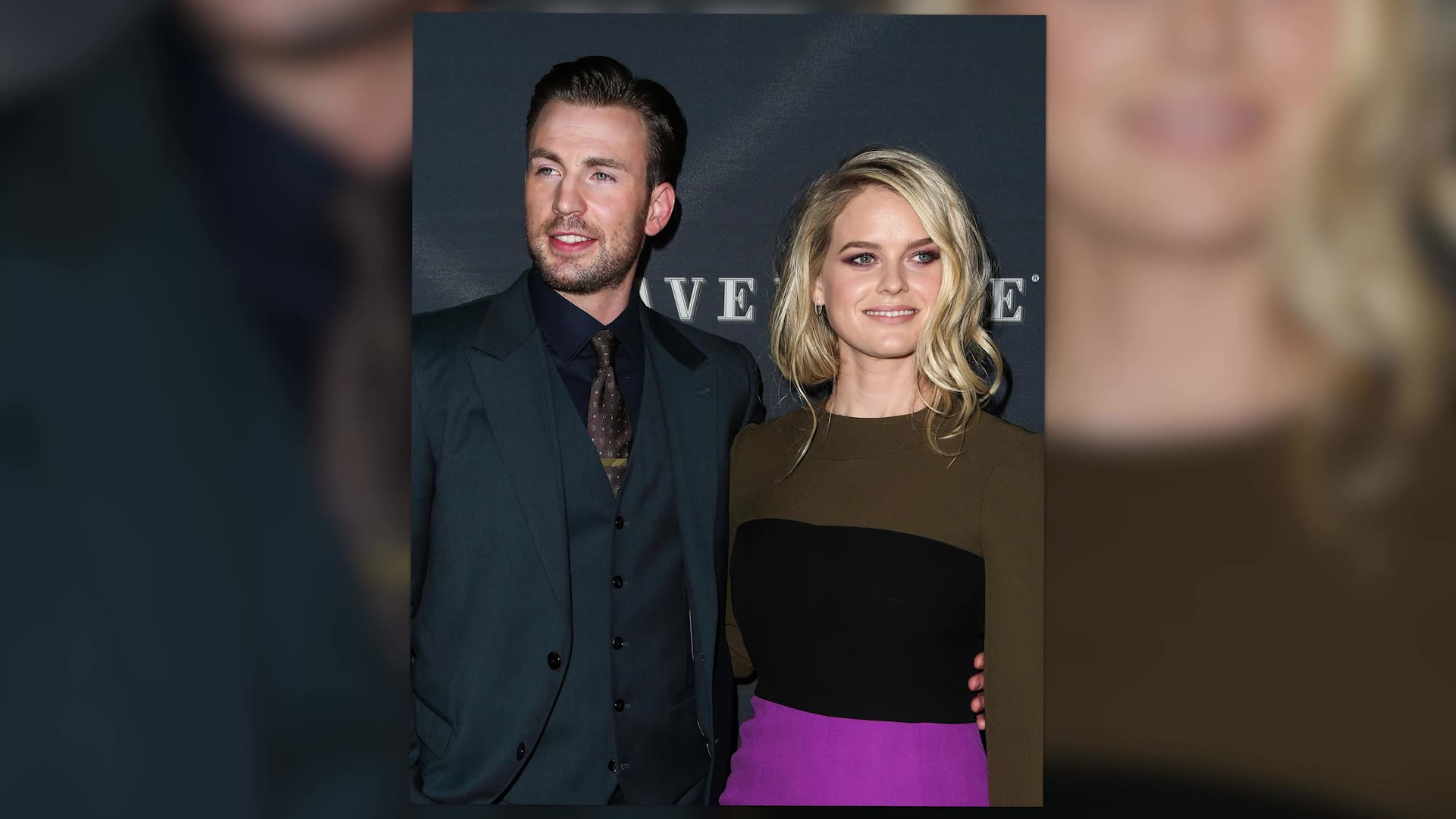 Alice Eve And Chris Evans Premiere Rom Com 'Before We Go'
