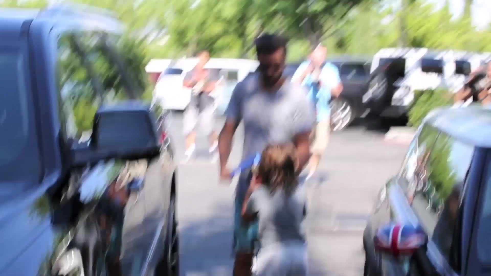 Scott Disick Enjoys Father Son Time With Mason