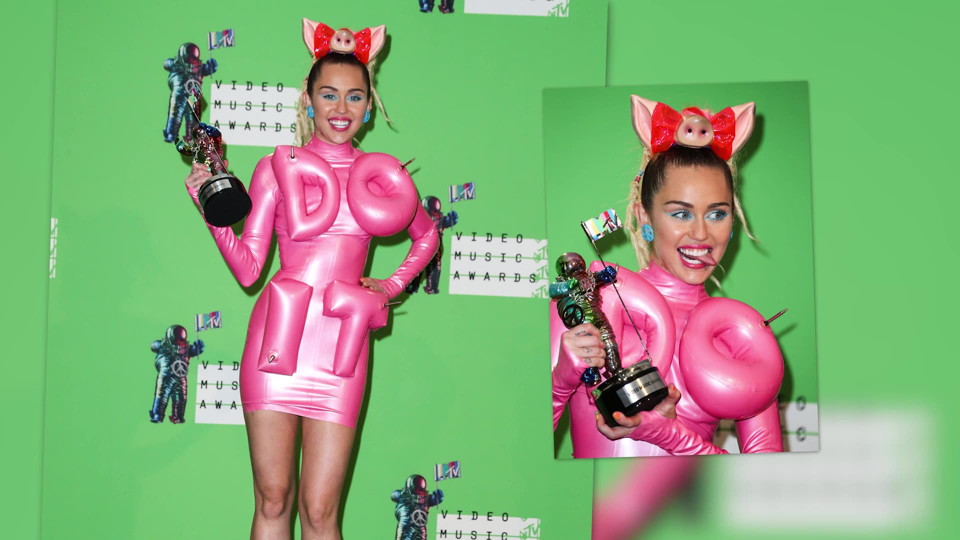 Top 5 Super Fabulous Looks From The VMA Red Carpet