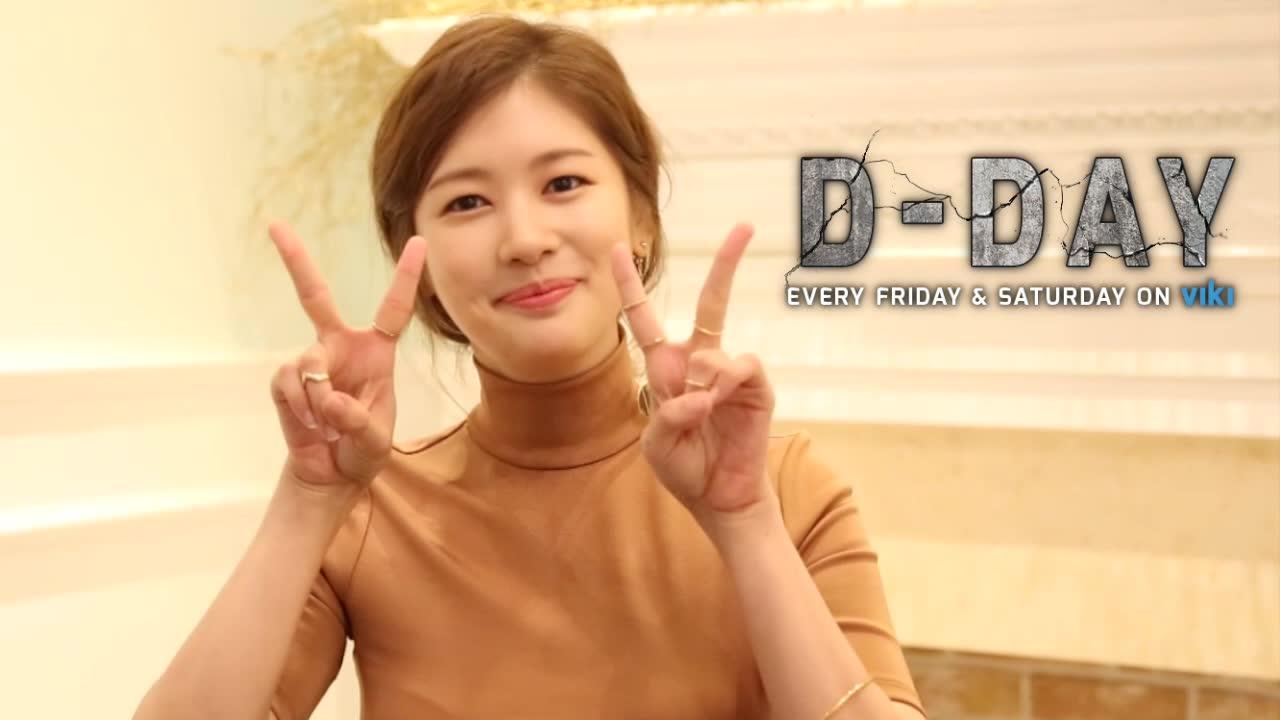 Jung So Min's Shoutout to Viki Fans!: D-Day