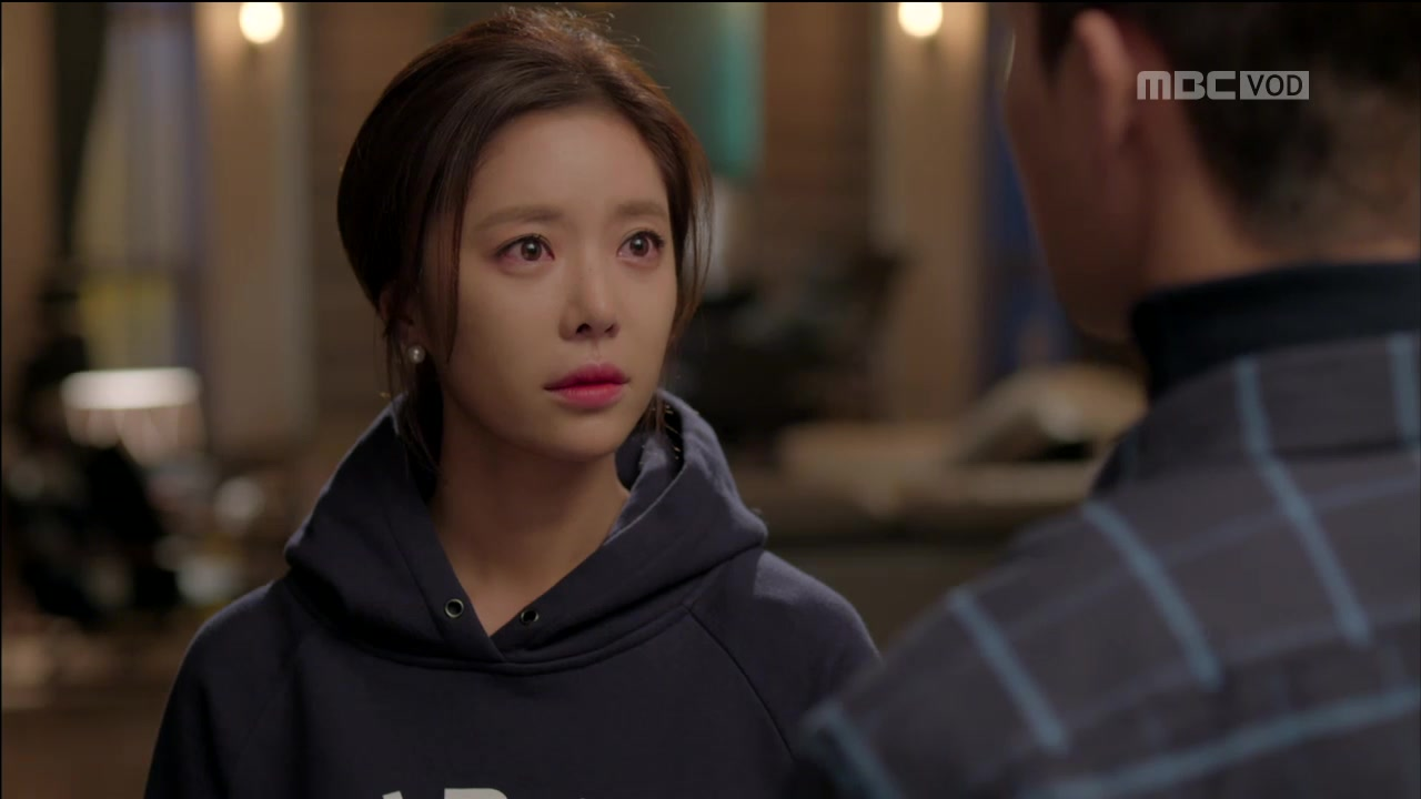 Seo Joon's Sweet Confession to Jung Eum Folding the Sleeves of Her Sweat Shirts: She Was Pretty