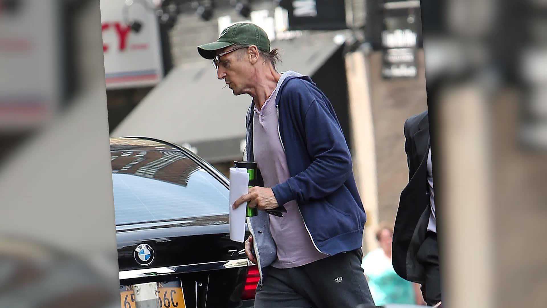 Liam Neeson Reveals Why He Got So Skinny