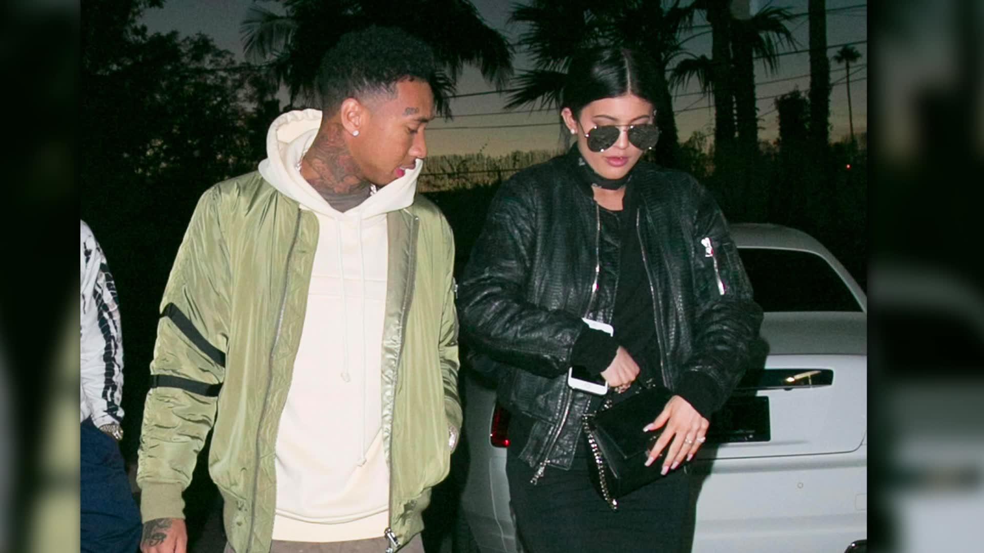 BREAKING! Kylie Jenner and Tyga BREAK UP!