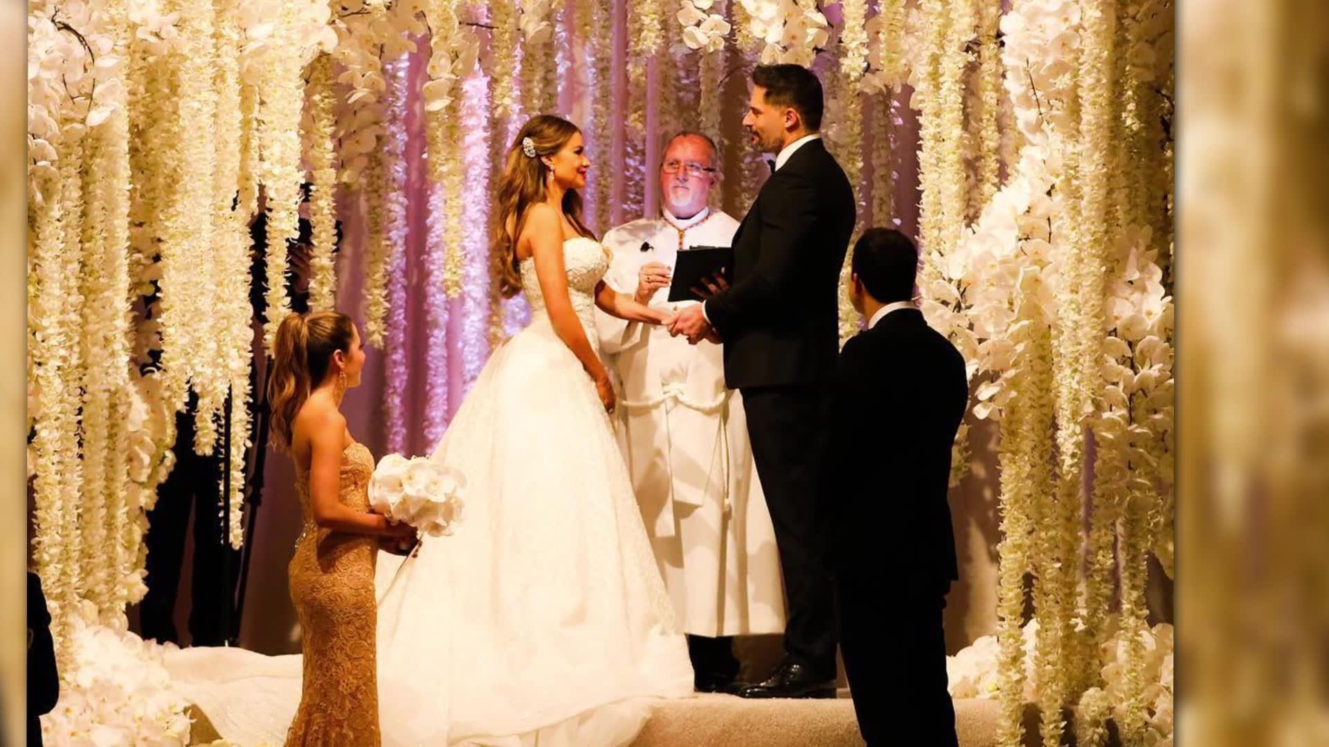 Find Out What Went Down at Sofia Vergara and Joe Manganiello's Wedding