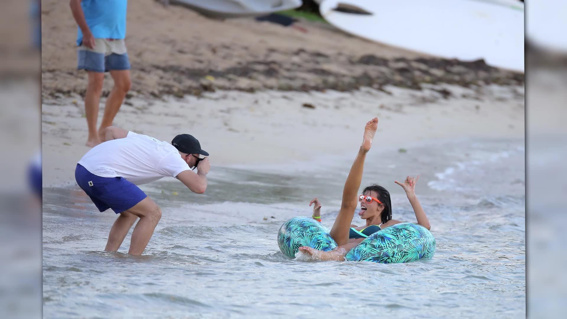 Georgia Fowler Stuns in Victoria's Secret Bikini Shoot
