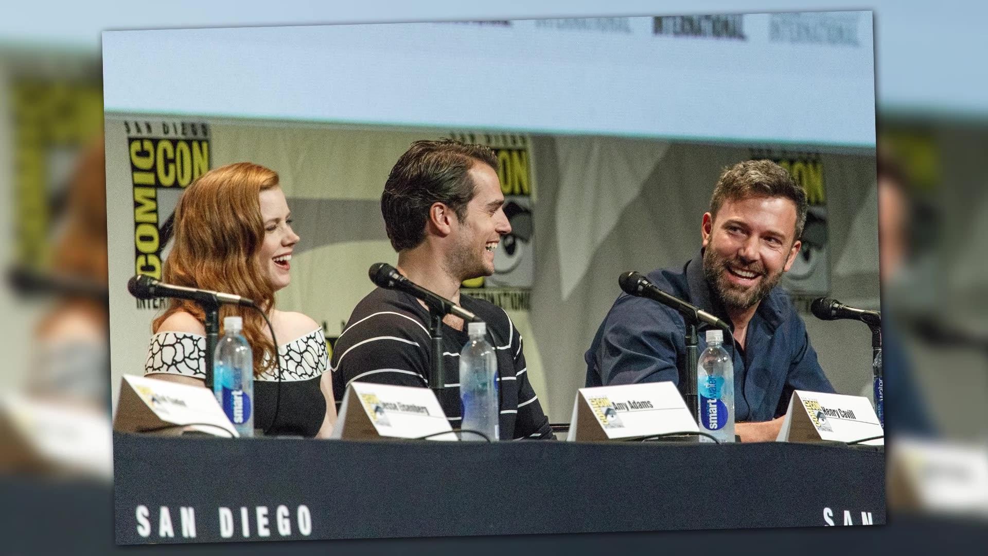Ben Affleck Anxious for Batman v Superman