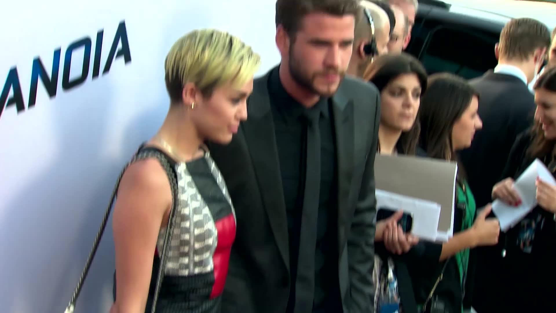 Chris Hemsworth Talks About Liam and Miley's Rekindled Romance!