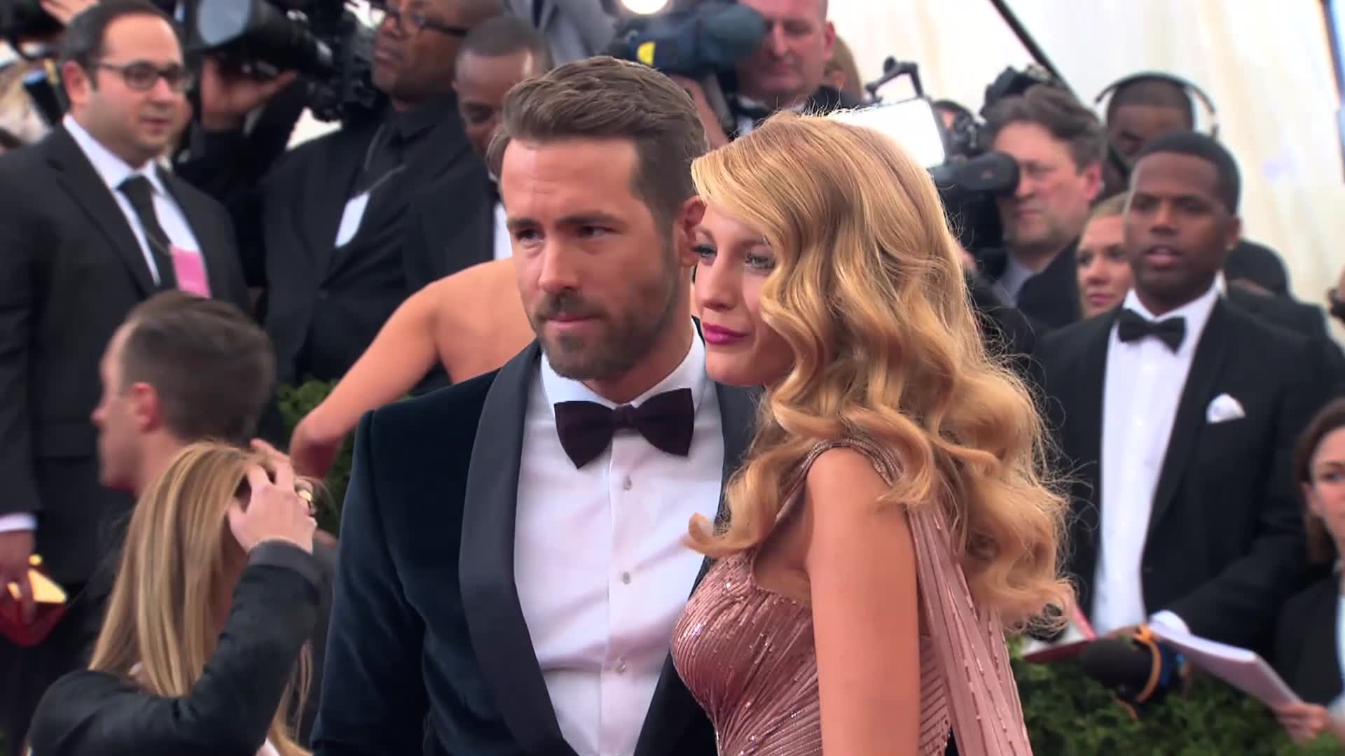 Ryan Reynolds Reveals How He and Blake Lively Balance Work and Home