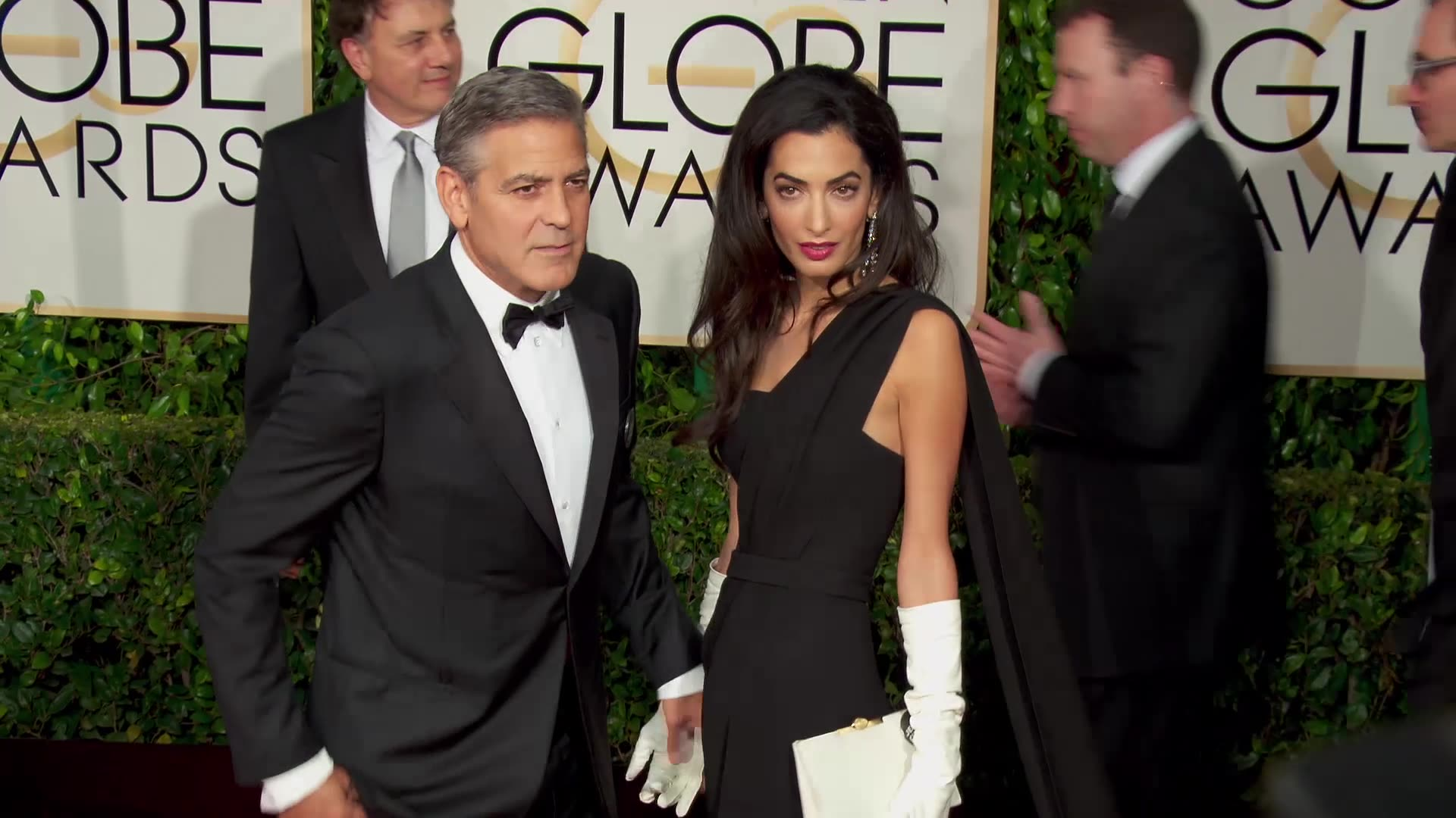 George Clooney Says Amal Took 25 Minutes to Say 'Yes' When He Proposed
