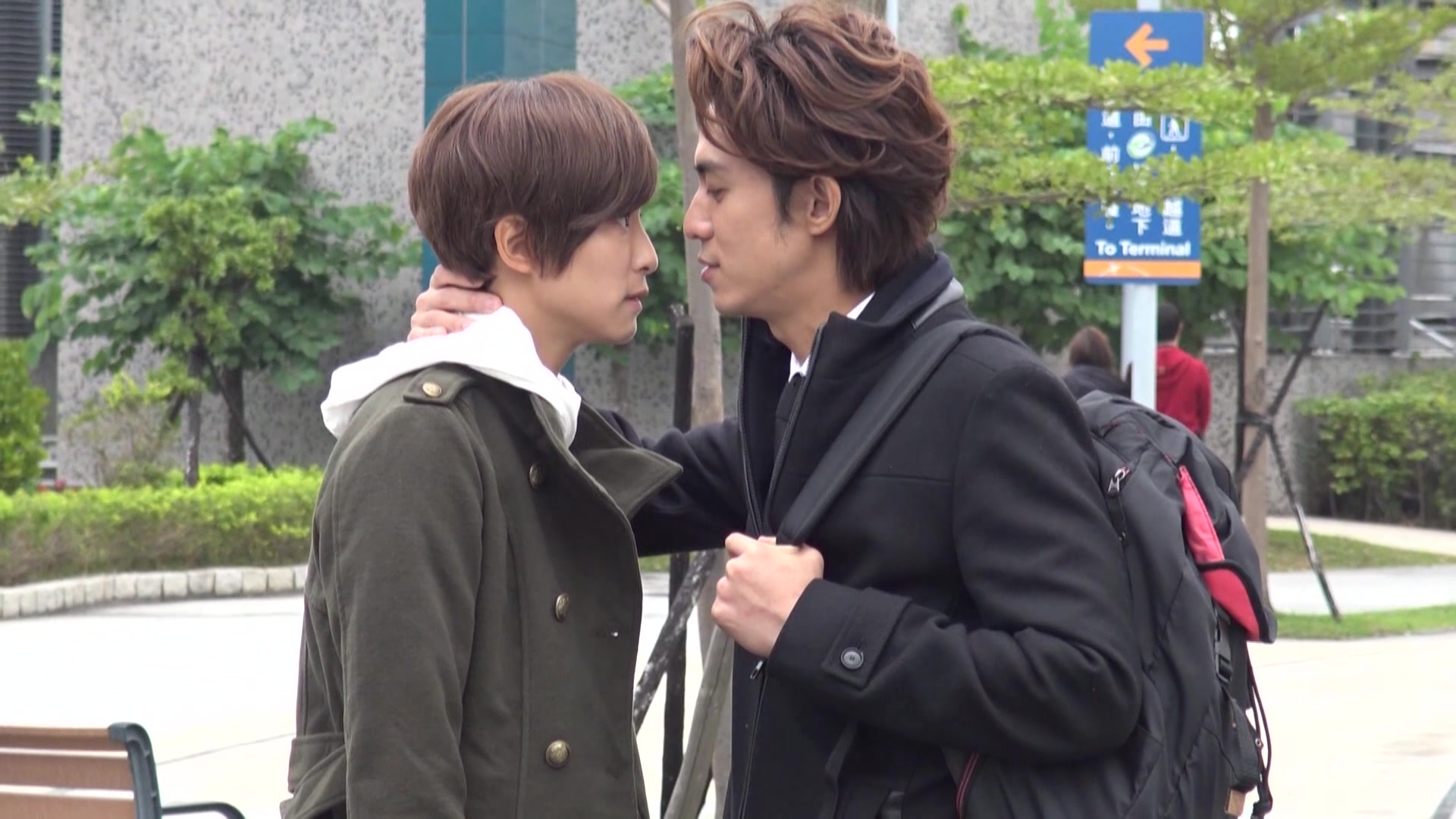 Behind the Scenes of 'Bromance'!
