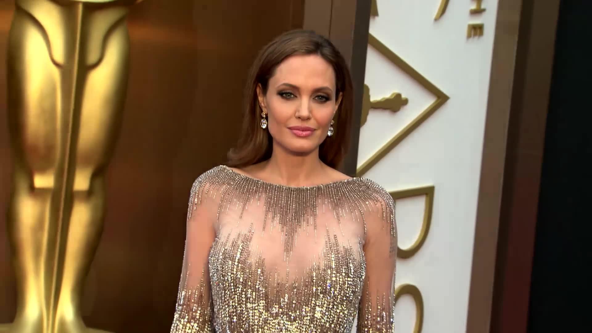 Angelina Jolie Got Three More Tattoos