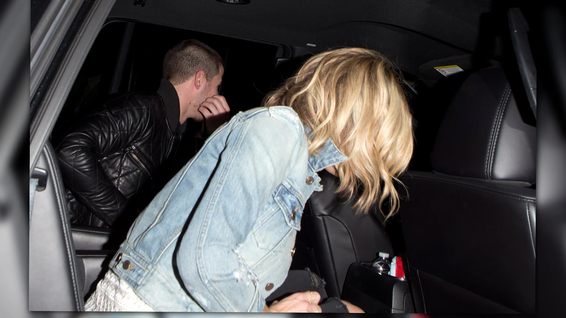 Nick Jonas Busted on Romantic Date With Kate Hudson