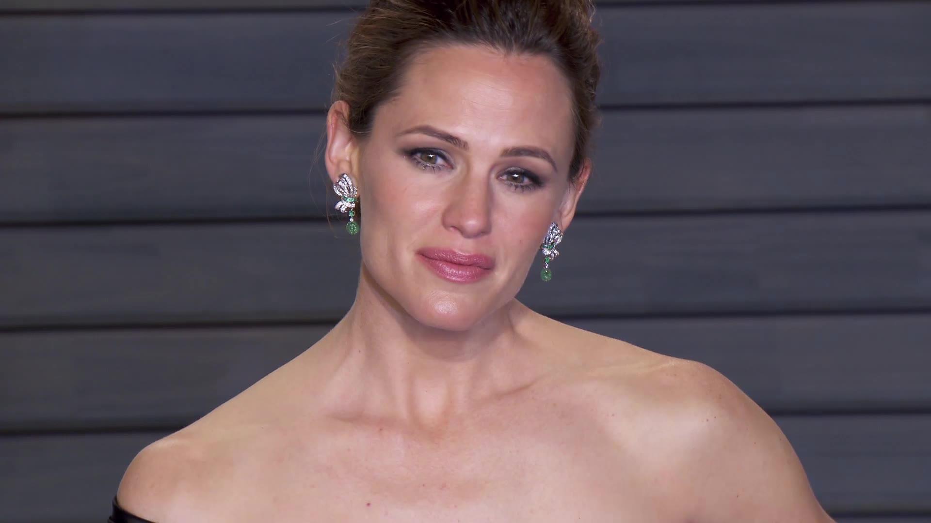 Jennifer Garner and Ben Affleck At the Same Oscars Afterparty
