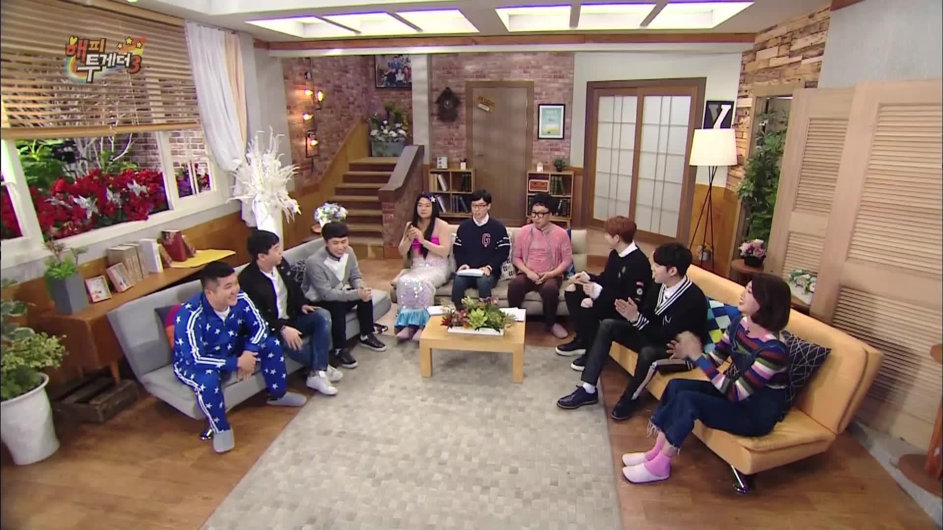 Happy Together Episode 480