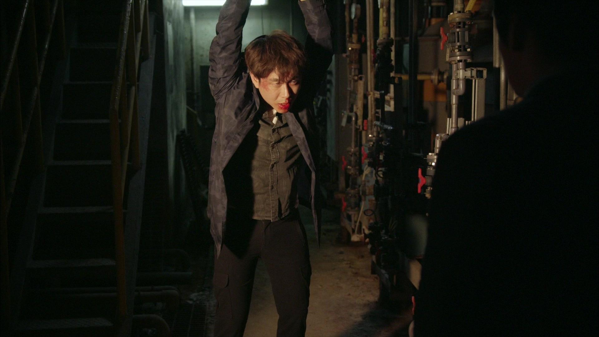 Vampire Detective Episode 12