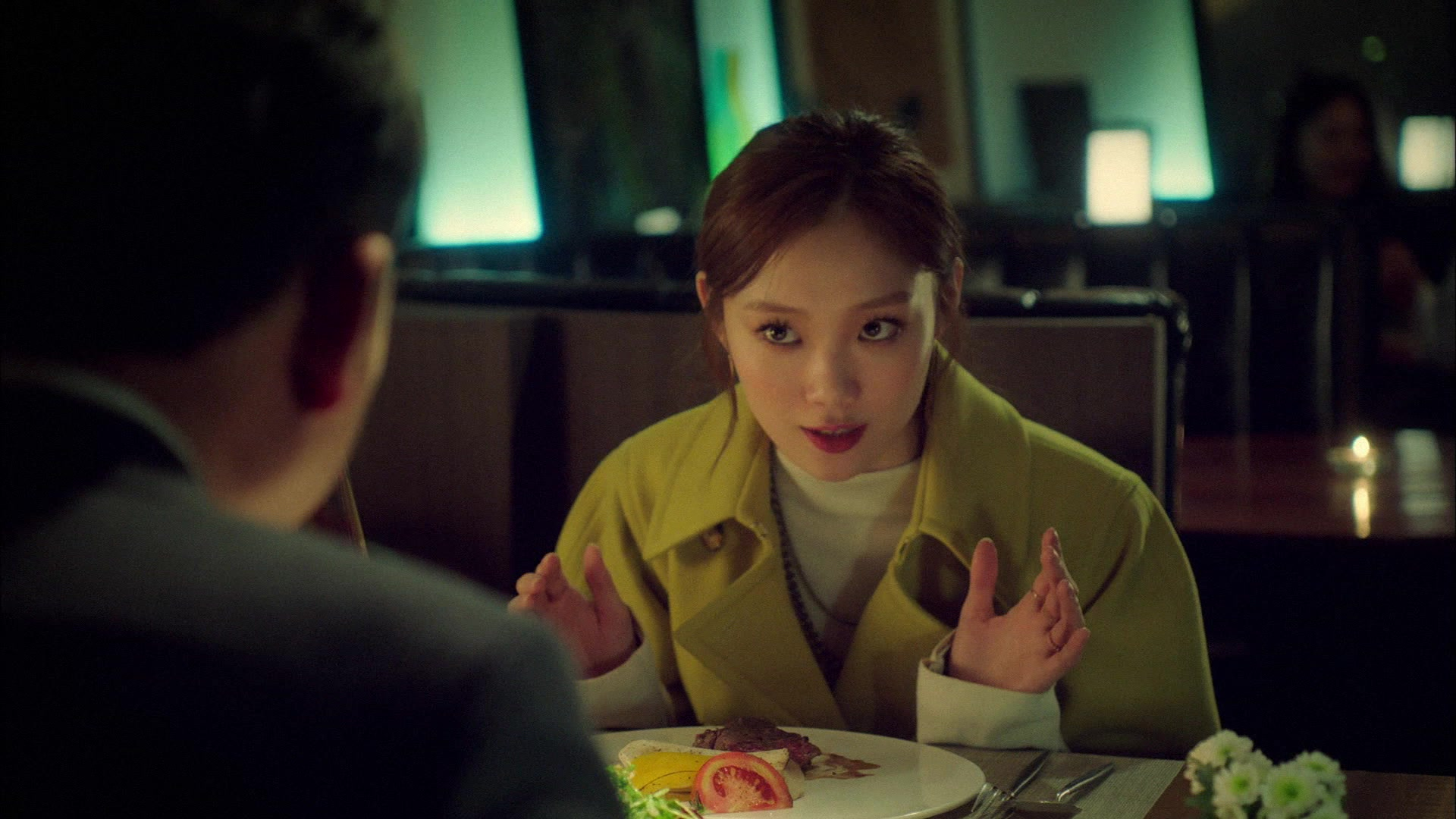 Cheese In The Trap Episode 14