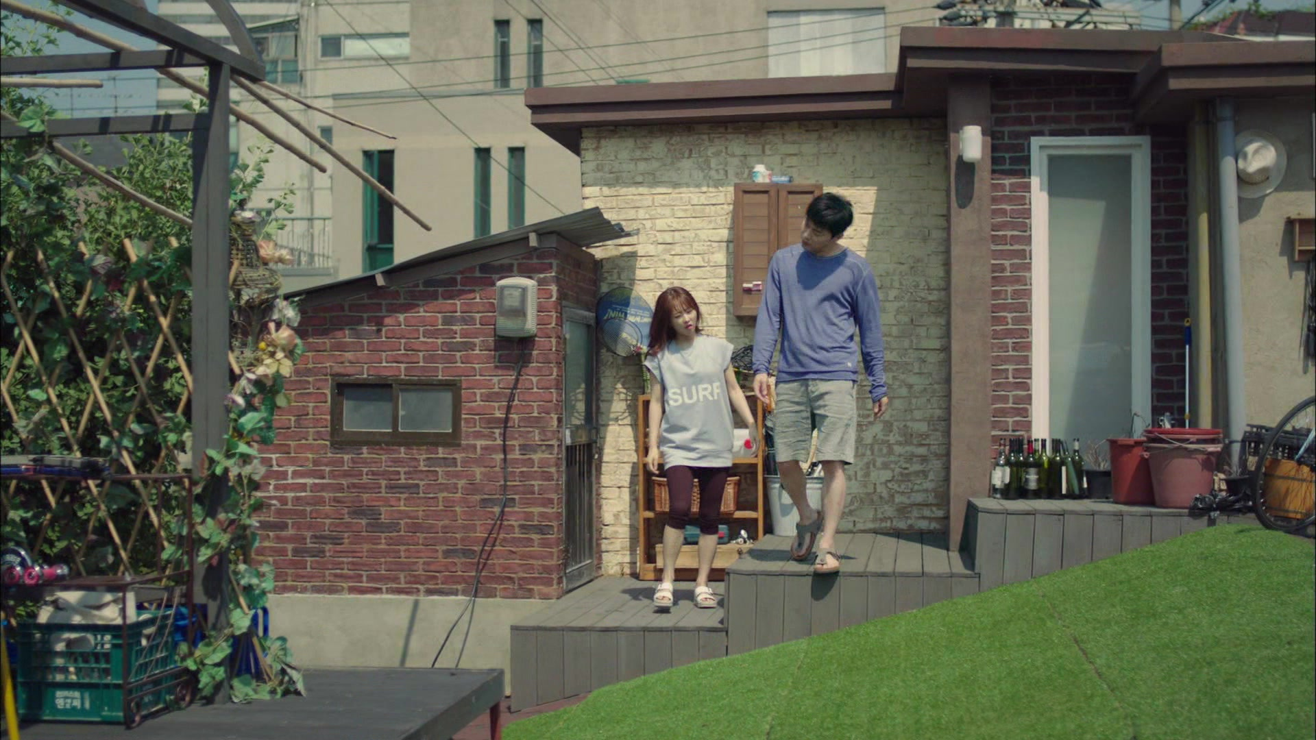 Oh My Ghostess Episode 8