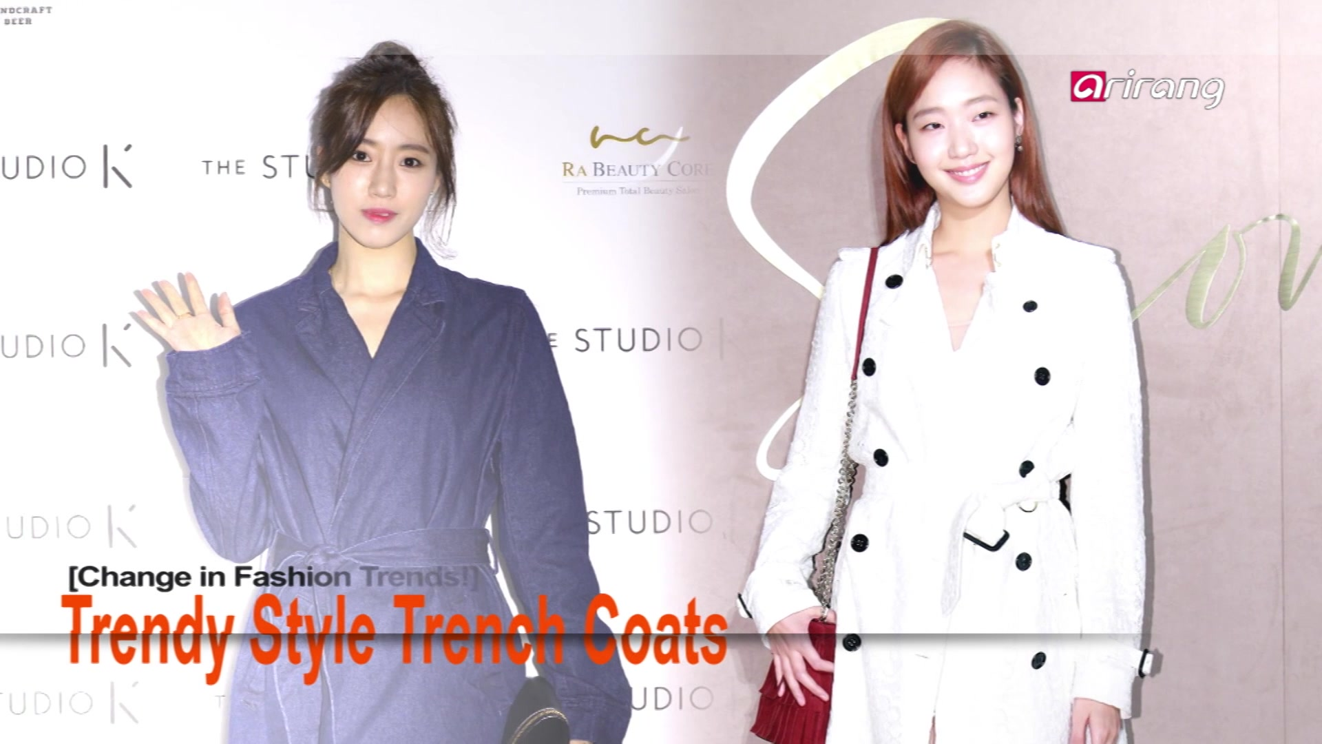 Trench Coats - Fashion 101