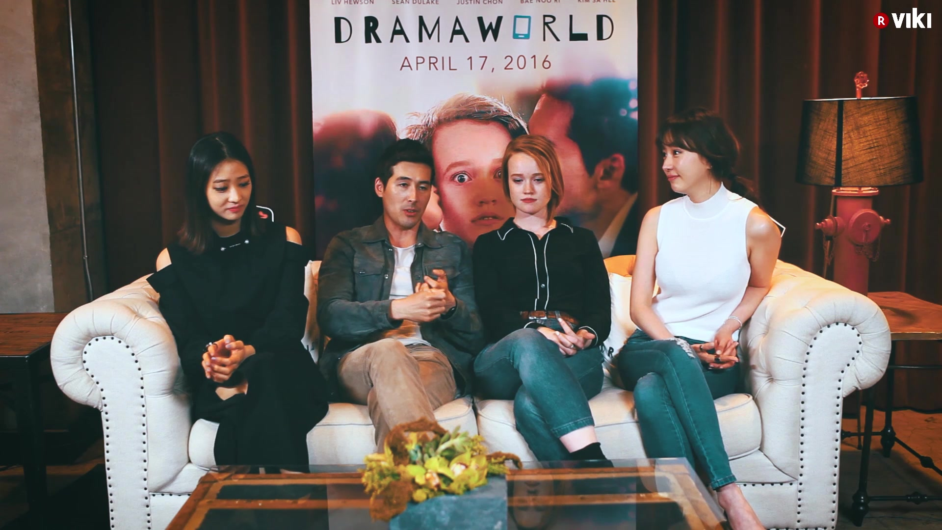 Dramaworld Cast Interview 1: Dramaworld