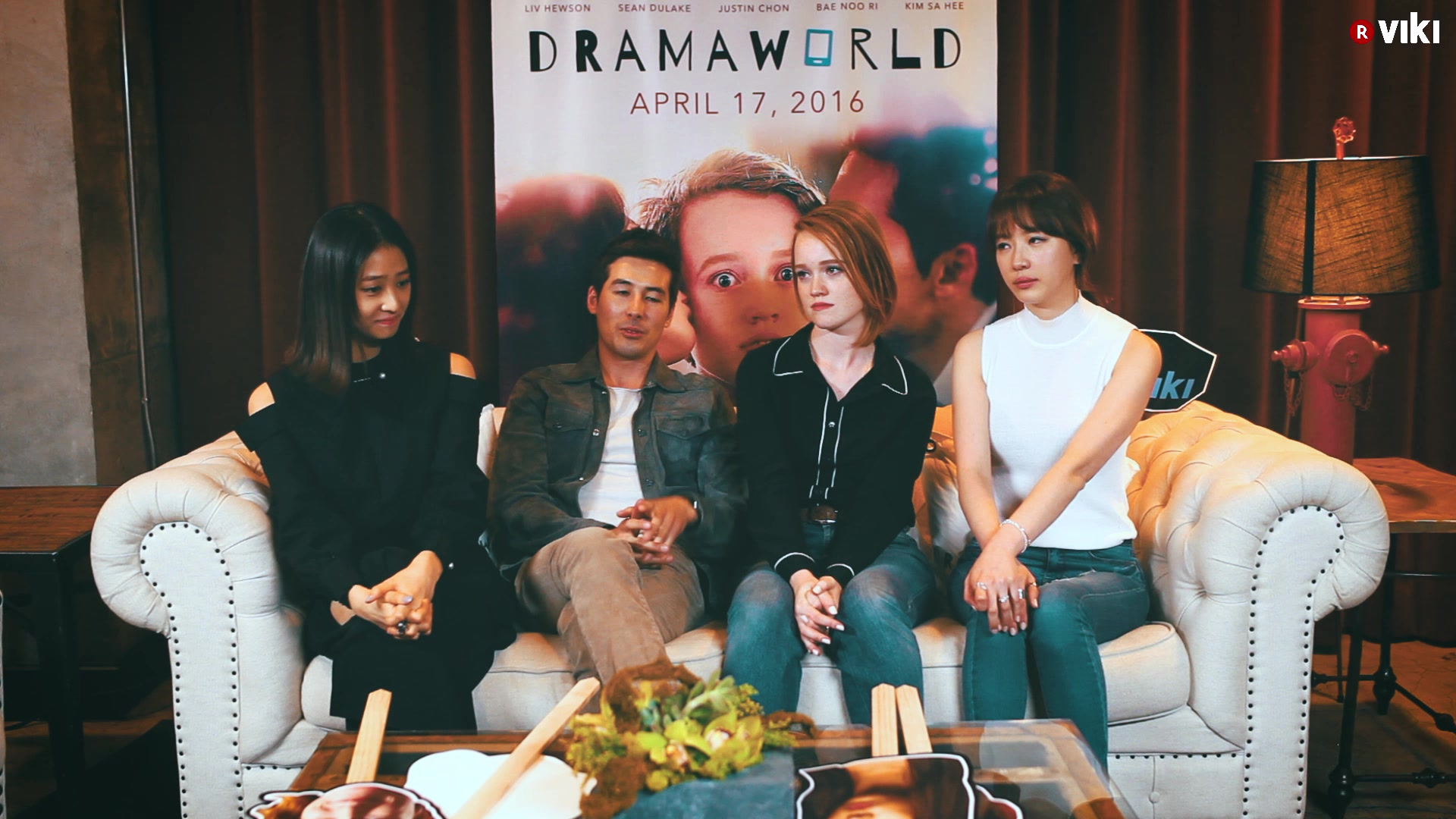 Dramaworld Cast Interview 2: Dramaworld