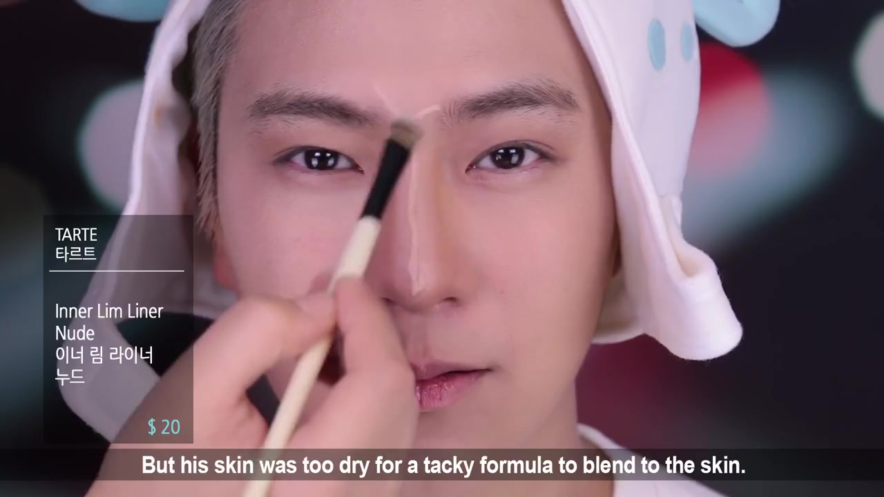 SSIN Episode 6: K-Pop Idol EXO's Suho-Inspired Makeup Tutorial