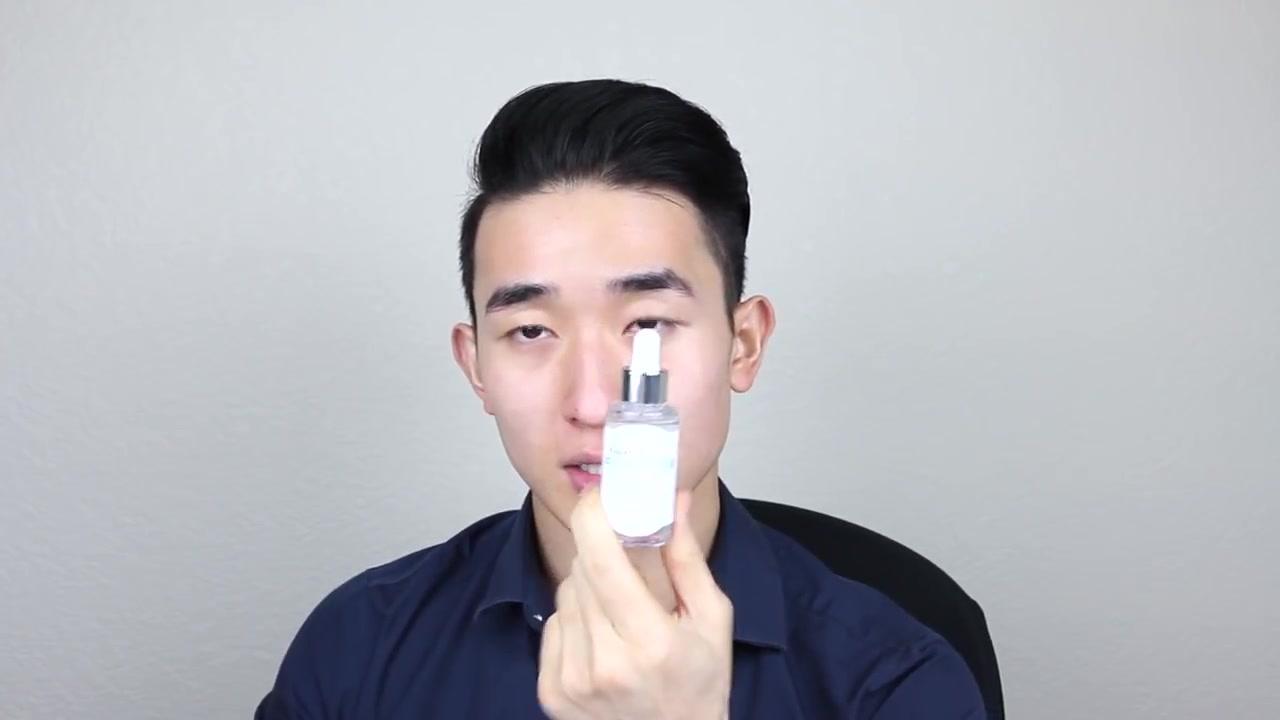 Ivan Lam Episodio 4: Korean Brightening Skincare Routine