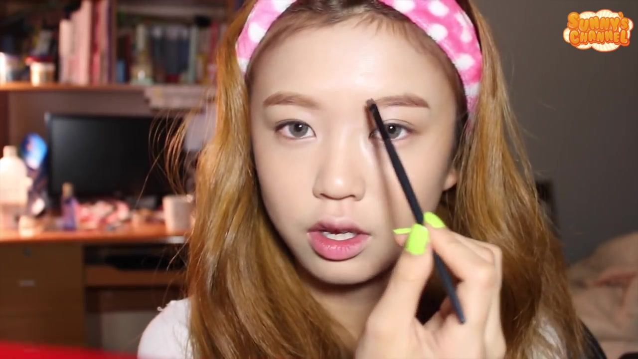 Sunny's Channel Episodio 5: Spring Peach: Daily Makeup Tutorial