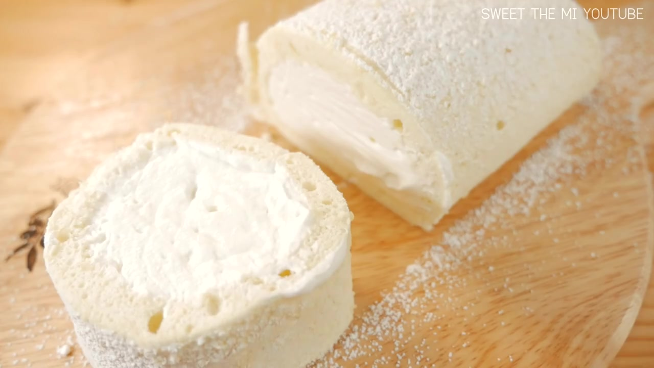 Sweet The MI Episode 6: FOOD VIDEO: How to Make a White Roll Cake