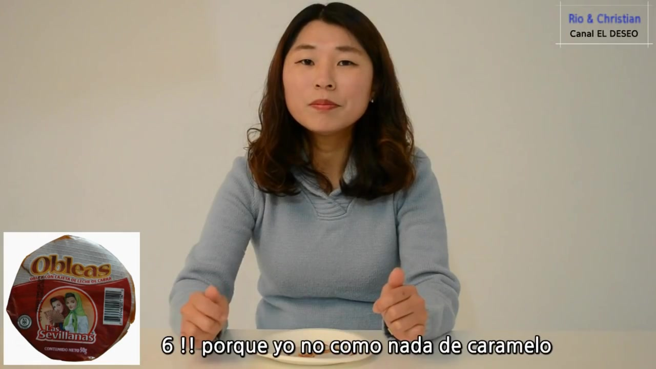 Todo sobre Corea del Sur Episodio 4: Korean Girls Try Mexican Candy Challenge