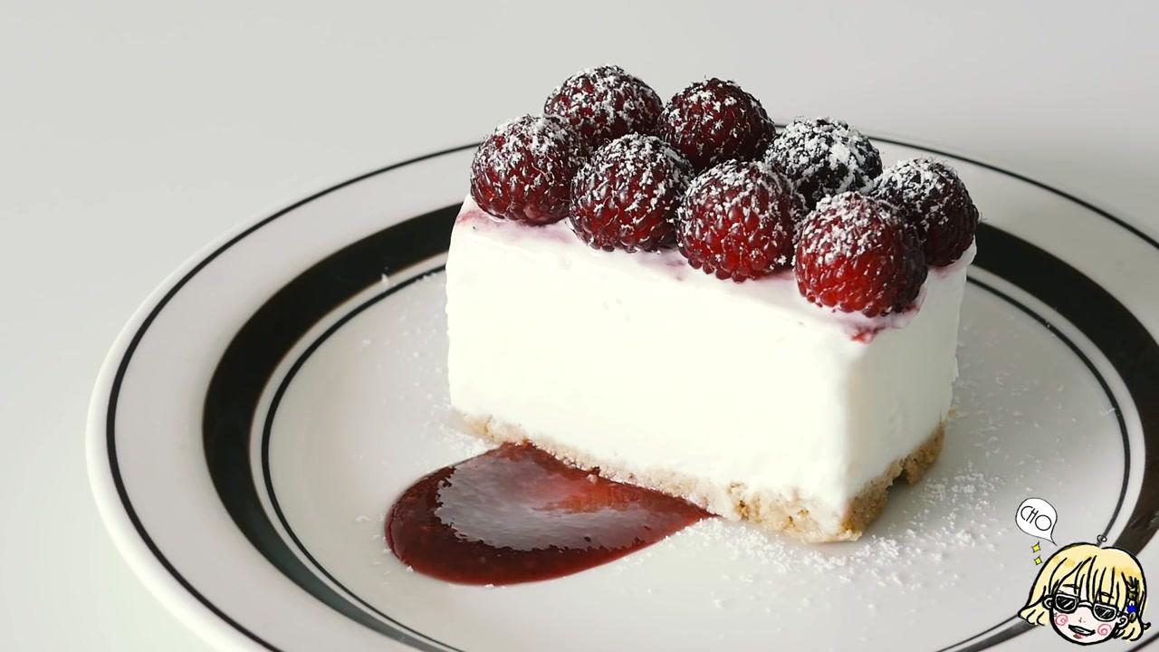 Cho's Daily Cook Episode 5: No-Oven Raspberry Cream Cheese Cake