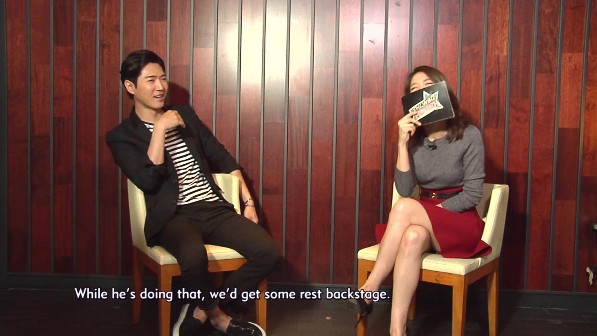 Danny Ahn - Exclusive Date