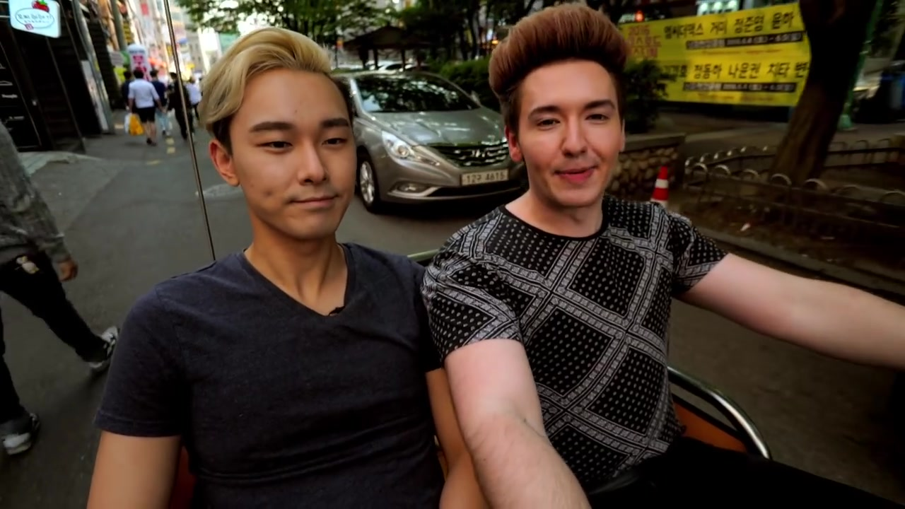 BapMokja and Haeppy Episode 7: Three Awesome Rentals in Korea