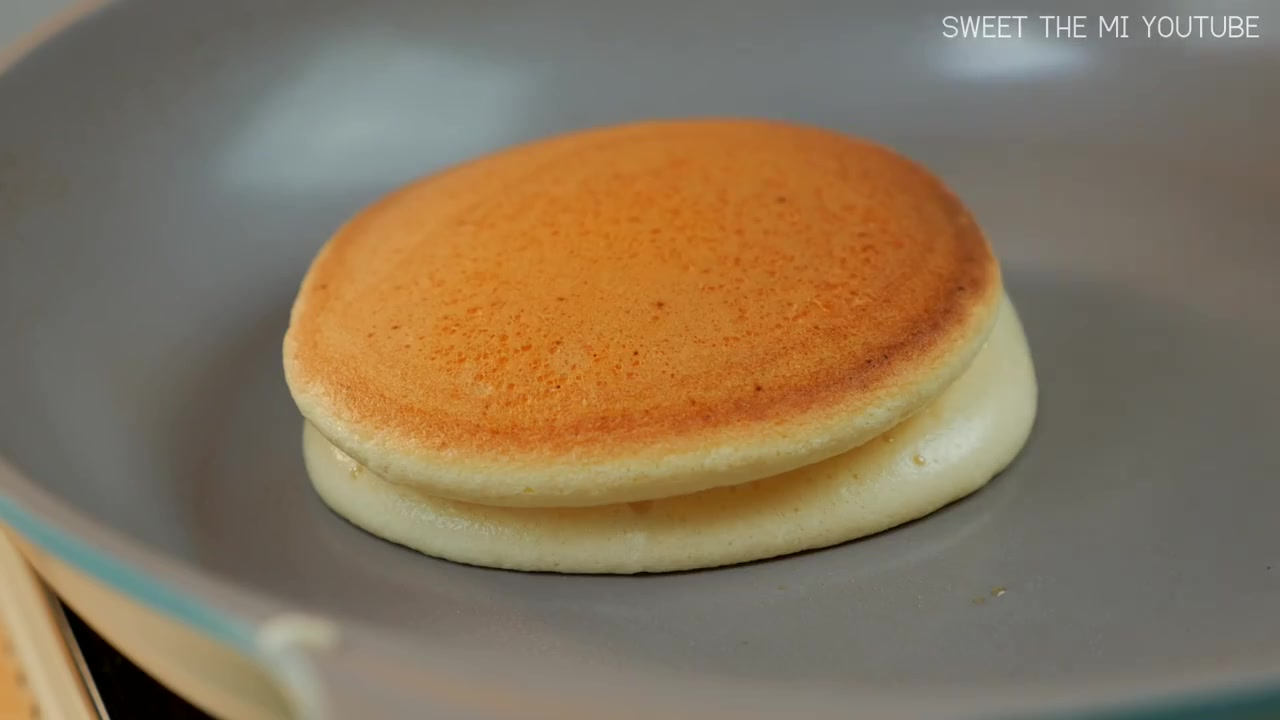 Sweet The MI Episodio 9: FOOD VIDEO: No-Oven Soufflé Pancakes