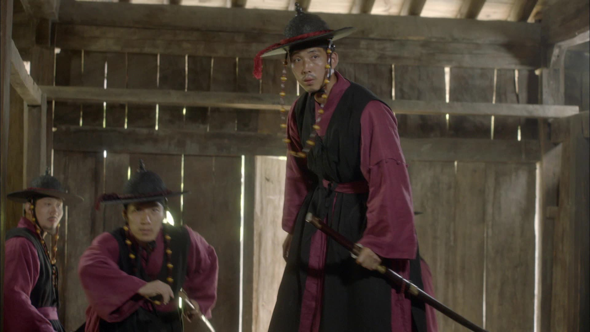 Moonlight Drawn by Clouds Episode 16