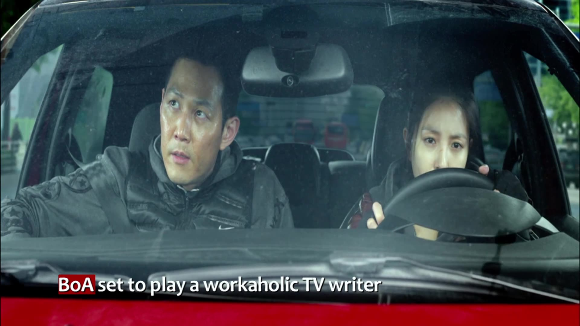 "Boa & Lee Sun Kyun to Star in ""My Wife's Having An Affair This Week"""