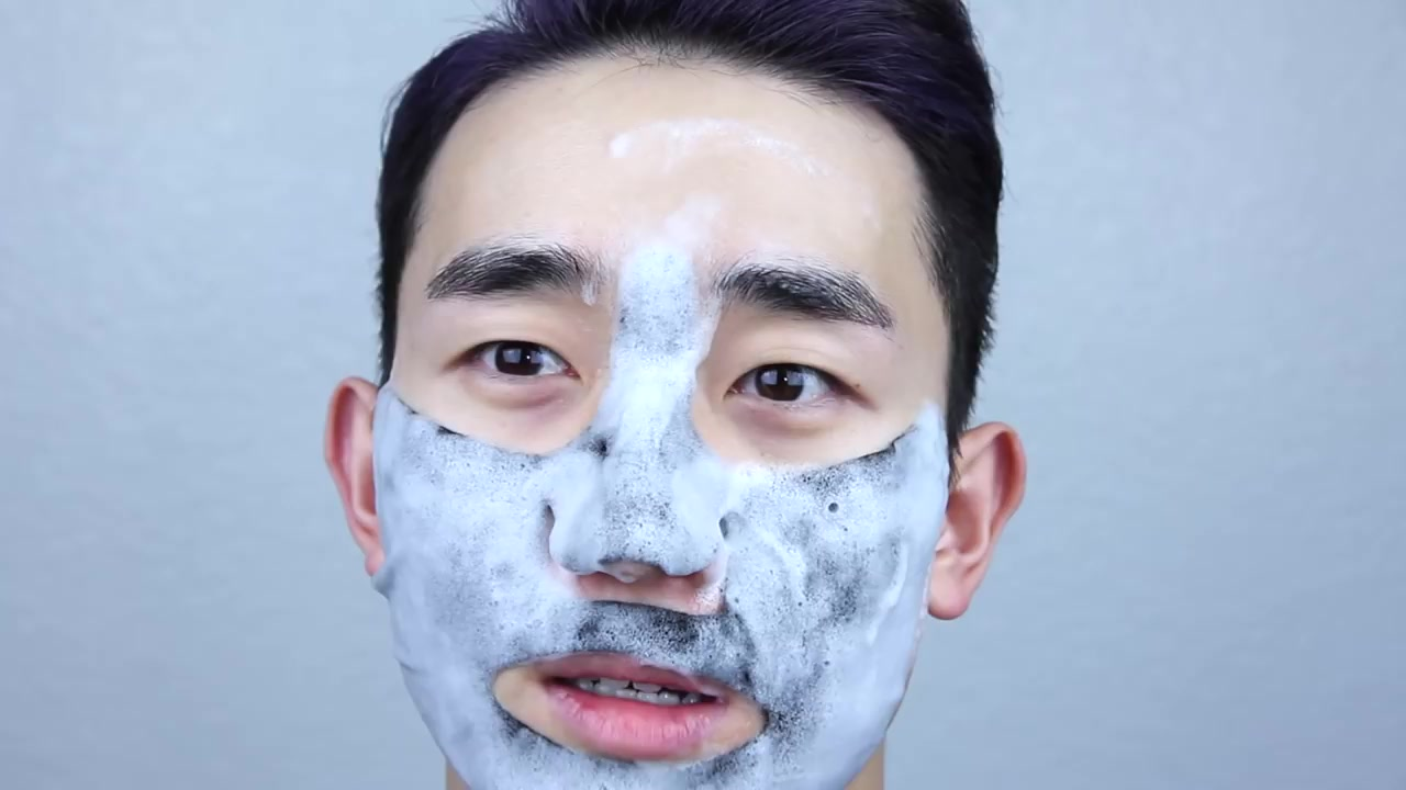 Ivan Lam Episode 9: Korean Bubbling Mask Review